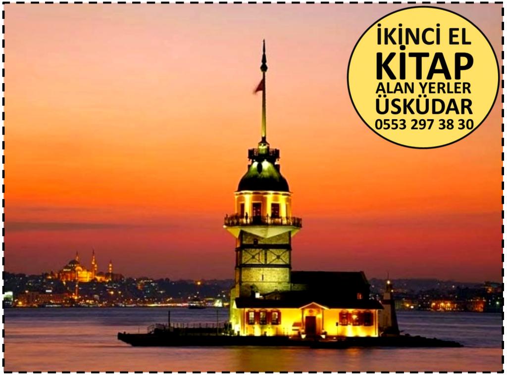 İkinci El Kitap Alan Yerler Üsküdar / İstanbul - 0553 297 38 30